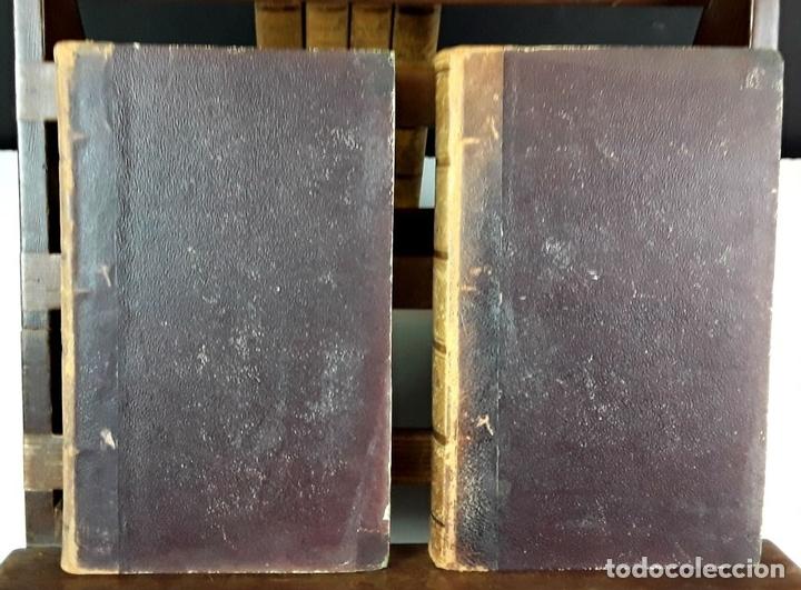 Libros antiguos: HISTOIRE DES ENVIRONS DE PARÍS. 6 TOMOS. J. A. DULAURE. LIBRAIRES FURNE ET CIE. 1838. - Foto 2 - 89982144