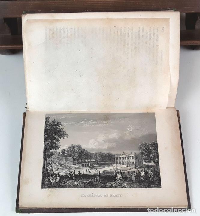 Libros antiguos: HISTOIRE DES ENVIRONS DE PARÍS. 6 TOMOS. J. A. DULAURE. LIBRAIRES FURNE ET CIE. 1838. - Foto 4 - 89982144