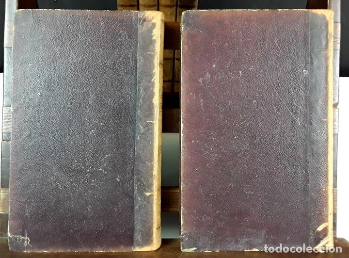 Libros antiguos: HISTOIRE DES ENVIRONS DE PARÍS. 6 TOMOS. J. A. DULAURE. LIBRAIRES FURNE ET CIE. 1838. - Foto 7 - 89982144
