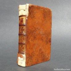 Libros antiguos: 1756 COMPENDIO HISTORICO CHRONOLOGICO GEOGRAFICO EN QUE SE EXPLICA EL NÚMERO .... Lote 91142610