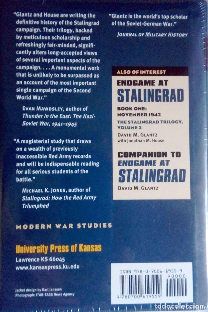 endgame at stalingrad book one november 1942 the stalingrad trilogy volume 3