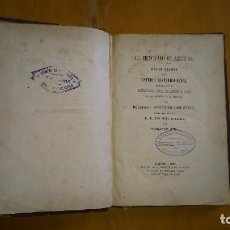 Libros antiguos: EL PRINCIPADO DE ASTURIAS . RAPIDO EXAMEN … FABIE, PEREZ GUZMAN POR FERNANDO VIDA. 1880. Lote 94813587