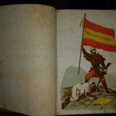 Libros antiguos: JORNADAS DE GLORIA O LOS ESPAÑOLES EN ÁFRICA. VÍCTOR BALAGUER. DOS TOMOS EN UNO. 1860 EDICIÓN LUJO.. Lote 96103387