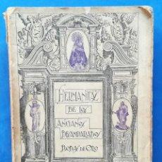 Libros antiguos: ENVÍO GRATIS. HERMANITAS DE LOS ANCIANOS DESAMPARADOS. BODAS DE ORO. HUESCA, BARBASTRO, 1923. Lote 99749675