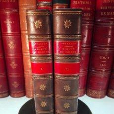 Libros antiguos: HISTORIA DEL DESCUBRIMIENTO DE LAS REGIONES AUSTRIALES - PEDRO FERNANDEZ DE QUIRÓS - 2 TOMOS - 1876 . Lote 100473423