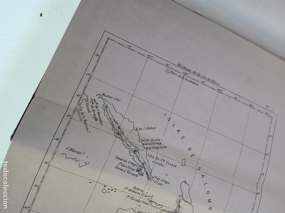 Libros antiguos: HISTORIA DEL DESCUBRIMIENTO DE LAS REGIONES AUSTRIALES - PEDRO FERNANDEZ DE QUIRÓS - 2 TOMOS - 1876 - Foto 13 - 100473423