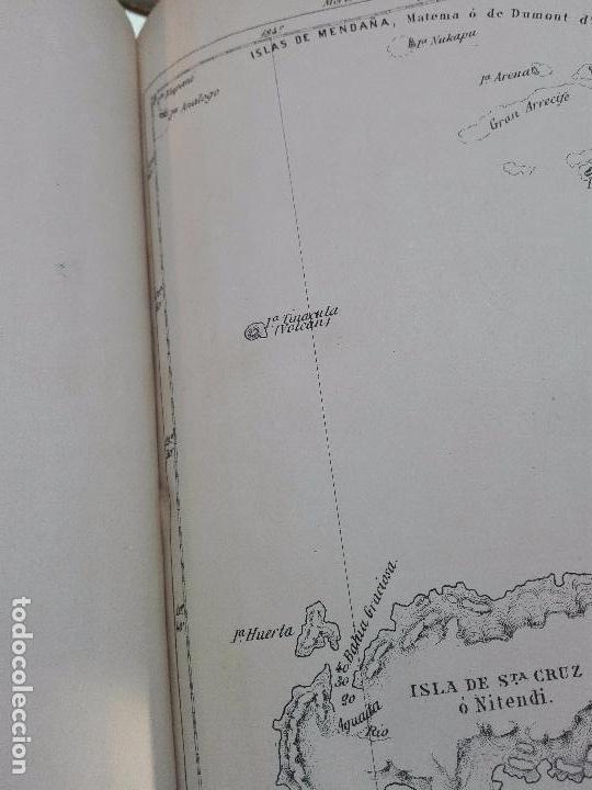 Libros antiguos: HISTORIA DEL DESCUBRIMIENTO DE LAS REGIONES AUSTRIALES - PEDRO FERNANDEZ DE QUIRÓS - 2 TOMOS - 1876 - Foto 14 - 100473423