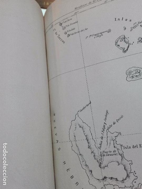 Libros antiguos: HISTORIA DEL DESCUBRIMIENTO DE LAS REGIONES AUSTRIALES - PEDRO FERNANDEZ DE QUIRÓS - 2 TOMOS - 1876 - Foto 15 - 100473423