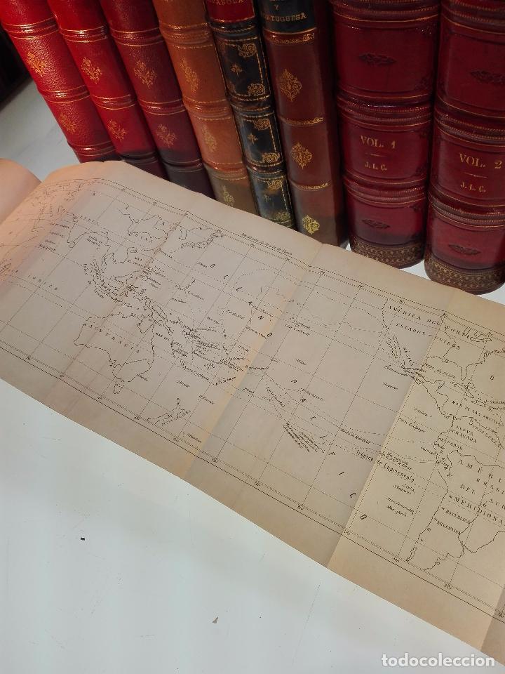 Libros antiguos: HISTORIA DEL DESCUBRIMIENTO DE LAS REGIONES AUSTRIALES - PEDRO FERNANDEZ DE QUIRÓS - 2 TOMOS - 1876 - Foto 16 - 100473423