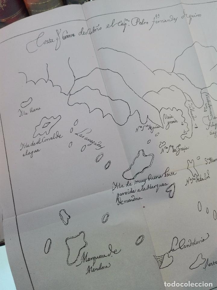 Libros antiguos: HISTORIA DEL DESCUBRIMIENTO DE LAS REGIONES AUSTRIALES - PEDRO FERNANDEZ DE QUIRÓS - 2 TOMOS - 1876 - Foto 17 - 100473423