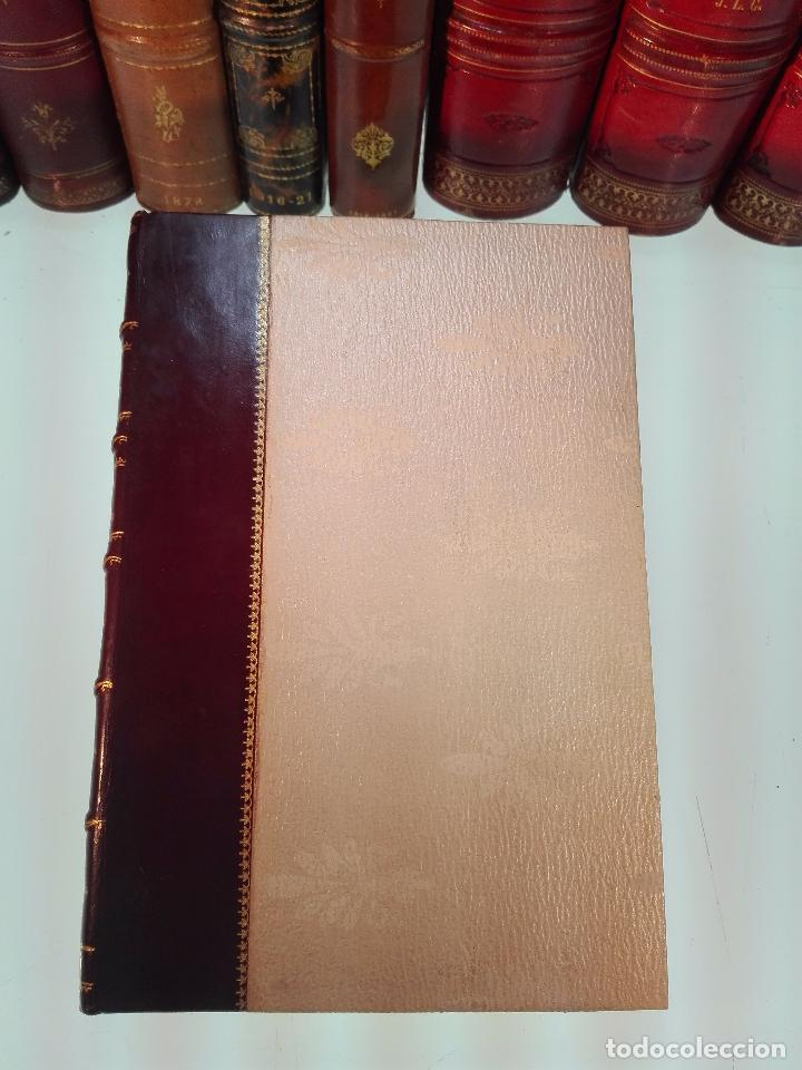 Libros antiguos: HISTORIA DEL COMBATE NAVAL DE TRAFALGAR - DON JOSÉ FERRER DE COUTO - MADRID - 1851 - - Foto 2 - 100473487