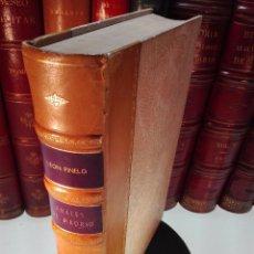 Libros antiguos: ANALES DE MADRID DE LEÓN PINELO - REINADO DE FELIPE III - AÑOS 1598 A 1621 - MADRID - 1931 -. Lote 100473519