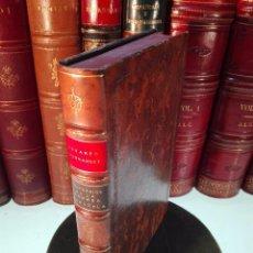 Libros antiguos: NAUFRAGIOS DE LA ARMADA ESPAÑOLA - CESÁREO FERNANDEZ - TENIENTE DE NAVÍO - MADRID - 1867 -. Lote 100473627