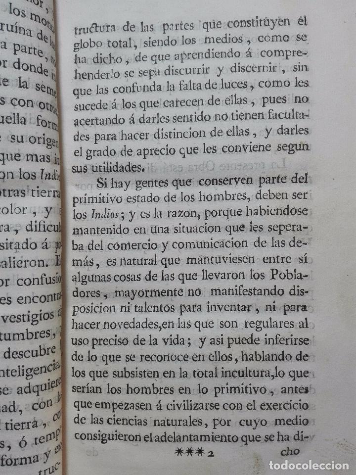 Libros antiguos: NOTICIAS AMERICANAS - ENTRETENIMIENTO PHISICOS-HISTORICOS - DON ANTONIO DE ULLOA - MADRID - 1772 - - Foto 3 - 100739311