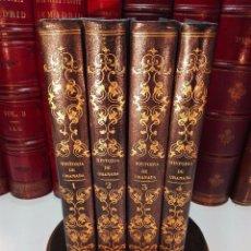 Libros antiguos: HISTORIA DE GRANADA - DESDE REMOTOS TIEMPOS HASTA NUESTROS DÍAS - D. MIGUEL LAFUENTE ALCÁNTARA -1843. Lote 101120603