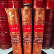 Libros antiguos: DESCUBRIMIENTO Y CONQUISTA DE LA AMÉRICA, O COMPENDIO DE LA HISTORIA GENERAL DEL NUEVO MUNDO - 1817. Lote 101121015