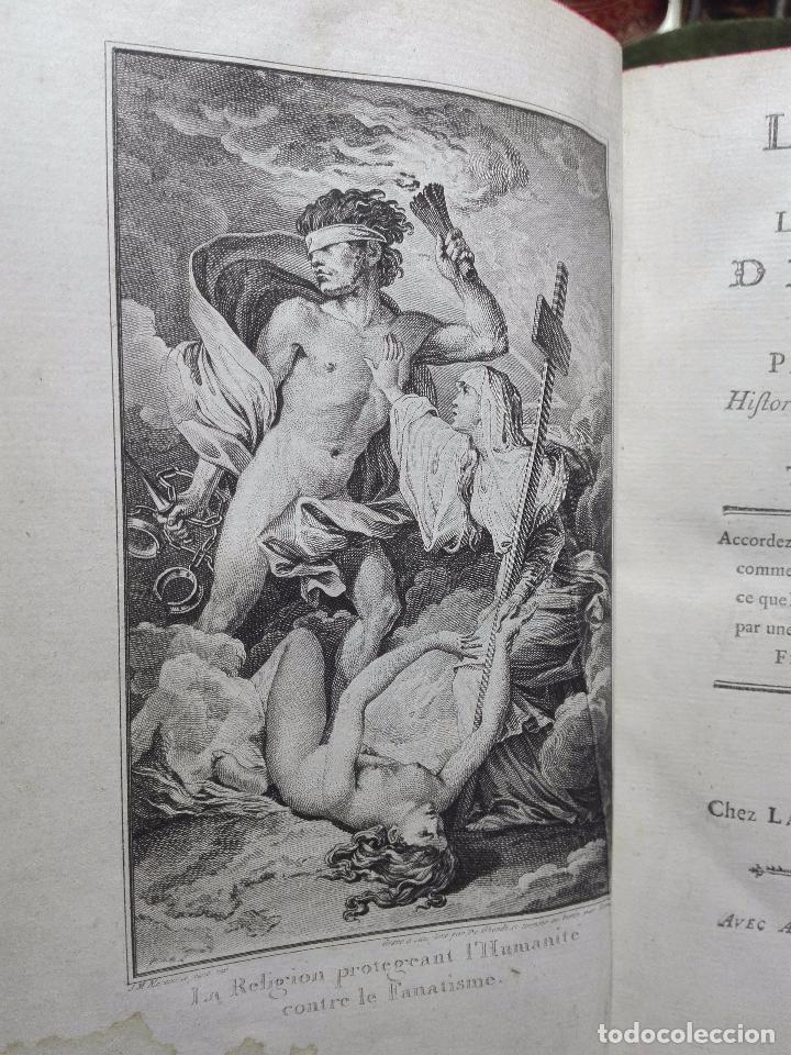 Libros antiguos: LES INCAS OU LA DESTRUCTION DE LEMPIRE DU PÉROU - 2 TOMOS - M. MARMONTEL - PARIS - 1777 - - Foto 4 - 101121495