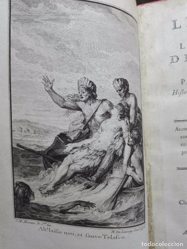 Libros antiguos: LES INCAS OU LA DESTRUCTION DE LEMPIRE DU PÉROU - 2 TOMOS - M. MARMONTEL - PARIS - 1777 - - Foto 11 - 101121495
