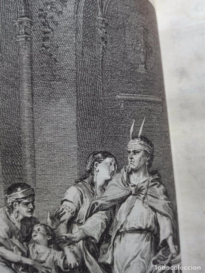 Libros antiguos: LES INCAS OU LA DESTRUCTION DE LEMPIRE DU PÉROU - 2 TOMOS - M. MARMONTEL - PARIS - 1777 - - Foto 13 - 101121495