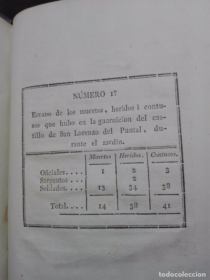Libros antiguos: MEMORIA HISTÓRICA DEL PUEBLO GADITANO - J.G. - IMPRENTA DE LA CASA DE MISERICORDIA - 1817 - - Foto 5 - 101274831