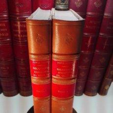 Libros antiguos: BIBLIOGRAFÍA ARAGONESA DEL SIGLO XVI ( 1501-1550 ) - JUAN M. SÁNCHEZ - 2 TOMOS - MADRID - 1913 -. Lote 101315547