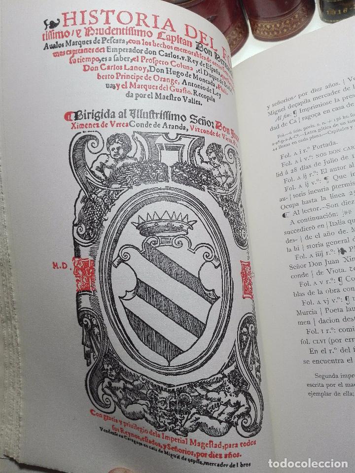 Libros antiguos: BIBLIOGRAFÍA ARAGONESA DEL SIGLO XVI ( 1501-1550 ) - JUAN M. SÁNCHEZ - 2 TOMOS - MADRID - 1913 - - Foto 17 - 101315547