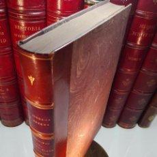 Libros antiguos: BOSQUEJO GEOGRÁFICO E HISTÓRICO-NATURAL DEL ARCHIPIELAGO FILIPINO - DON RAMON JORDANA Y MORERA -1885. Lote 101316355