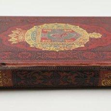 Libros antiguos: ESPAÑA CÓRDOBA SUS MONUMENTOS Y ARTES, 1884, D. PEDRO DE MADRAZO. 18X24,5CM. Lote 101369923
