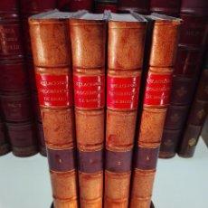 Libros antiguos: RELACIONES GEOGRÁFICAS DE INDIAS - PUBLICADAS POR EL MINISTERIO DE FOMENTO - 4 TOMOS - MADRID - 1897. Lote 101372955