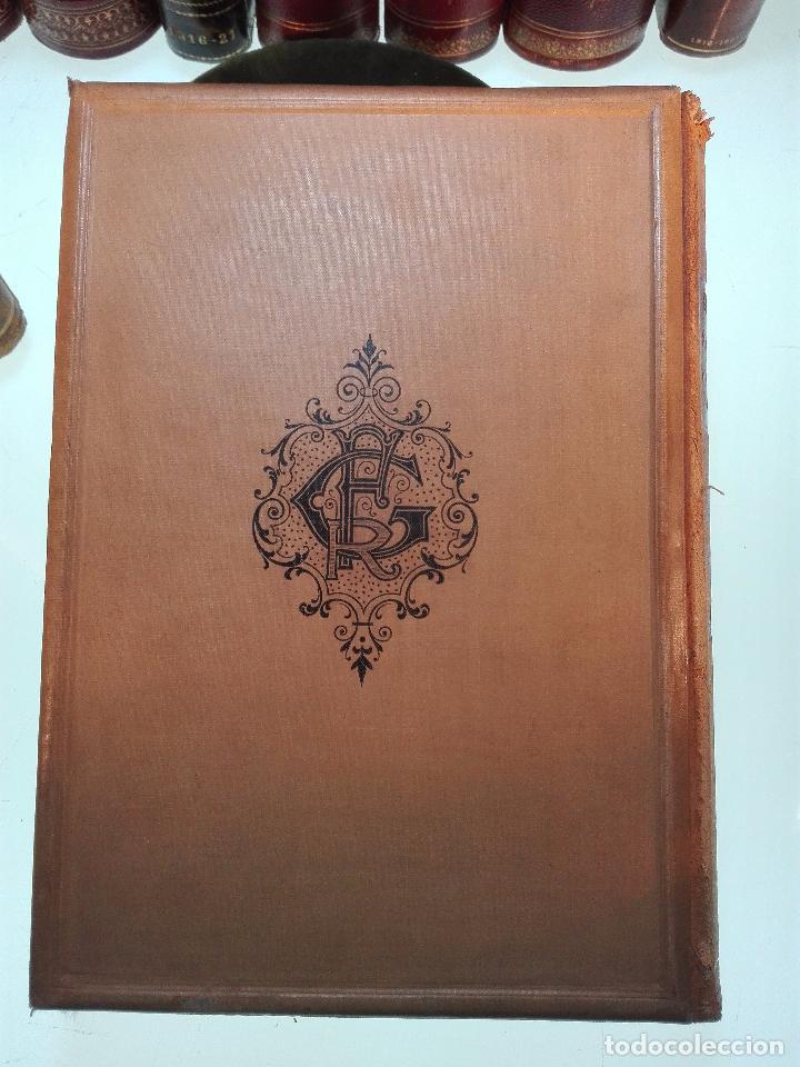 Libros antiguos: HISTORIA DE LA REGENCIA DE Dª Mª CRISTINA - D. JUNA ORTEGA RUBIO - 5 TOMOS - MADRID -1905 - - Foto 12 - 101470471