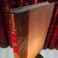 Libros antiguos: DISCUSIÓN DE LAS CORTES SOBRE LA TUTELA DE S. M. LA REINA DOÑA ISABEL II Y SU AUGUSTA HERMANA - 1842. Lote 101474299