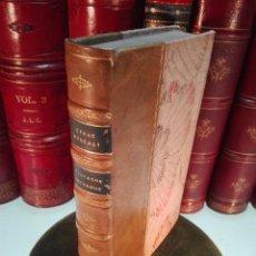 Libros antiguos: L'ESPAGNE INCONNUE - VOYAGE DANS LES PYRÉNÉES DE BARCELONE A TOLOSA - CENAC MONCAUT - PARIS - 1856 . Lote 101735135