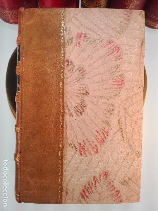 Libros antiguos: L'ESPAGNE INCONNUE - VOYAGE DANS LES PYRÉNÉES DE BARCELONE A TOLOSA - CENAC MONCAUT - PARIS - 1856 - Foto 2 - 101735135