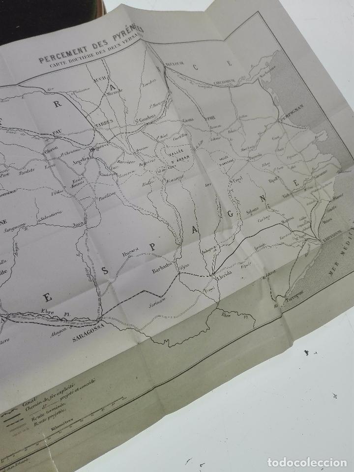 Libros antiguos: L'ESPAGNE INCONNUE - VOYAGE DANS LES PYRÉNÉES DE BARCELONE A TOLOSA - CENAC MONCAUT - PARIS - 1856 - Foto 5 - 101735135