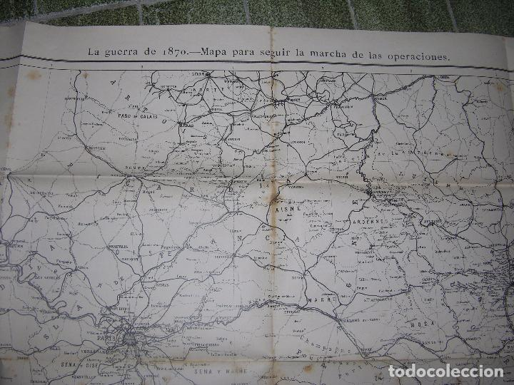 Libros antiguos: (F.1) HISTORIA DE LA GUERRA FRANCO-ALEMANA DE 1870-71 AÑO 1891 - Foto 4 - 101986823