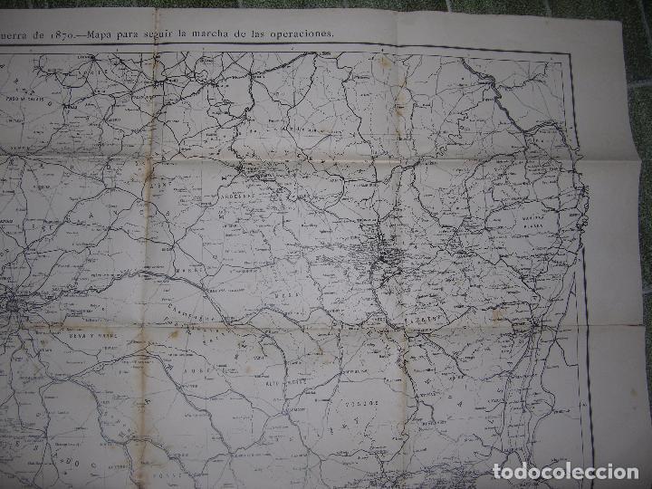 Libros antiguos: (F.1) HISTORIA DE LA GUERRA FRANCO-ALEMANA DE 1870-71 AÑO 1891 - Foto 5 - 101986823