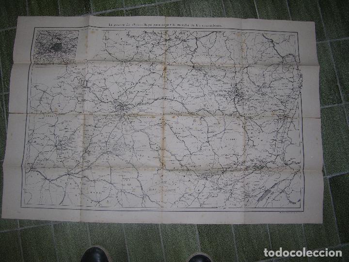 Libros antiguos: (F.1) HISTORIA DE LA GUERRA FRANCO-ALEMANA DE 1870-71 AÑO 1891 - Foto 7 - 101986823