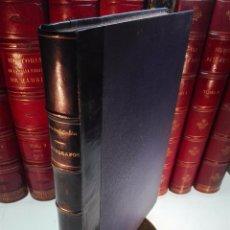 Libros antiguos: AUTÓGRAFOS DE CRISTOBAL COLÓN Y PAPELES DE AMÉRICA - DUQUESA DE BERWICK Y DE ALBA - MADRID - 1892 -. Lote 102058771