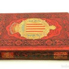Libros antiguos: ESPAÑA CATALUÑA SUS MONUMENTOS Y ARTES, T. 2, 1884, PABLO PIFERRER Y FRANCISCO PI MARGALL. 18X24,5CM. Lote 102141955