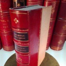 Libros antiguos: LIBROS ESPAÑOLES RAROS Y CURIOSOS - GUERRAS DE LOS ESPAÑOLES EN ÁFRICA 1542,1543 Y 1632 -MADRID 1881. Lote 102222355