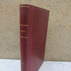 Libros antiguos: REVISTA ESPLAI DE 5 GENER A 19 JULIOL 1936. Lote 102441167