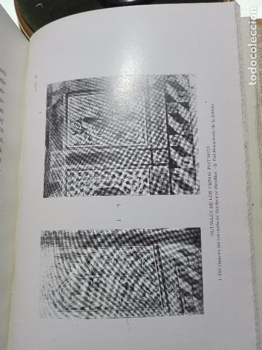 Libros antiguos: EL MONASTERIO DE NUESTRA SEÑORA DE LA RÁBIDA - RICARDO VELÁZQUEZ BOSCO - MADRID - 1914 - - Foto 6 - 102576363