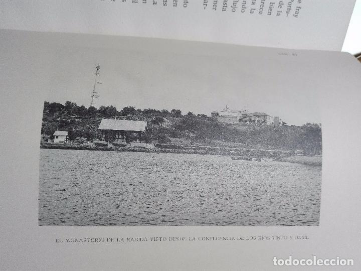 Libros antiguos: EL MONASTERIO DE NUESTRA SEÑORA DE LA RÁBIDA - RICARDO VELÁZQUEZ BOSCO - MADRID - 1914 - - Foto 7 - 102576363