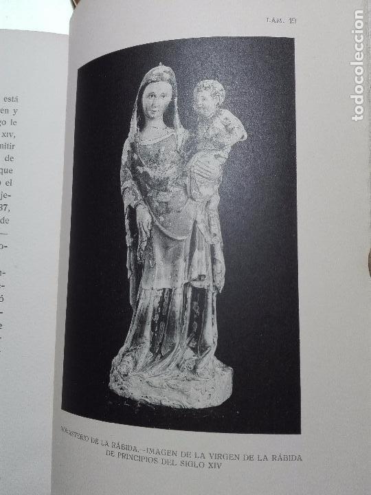 Libros antiguos: EL MONASTERIO DE NUESTRA SEÑORA DE LA RÁBIDA - RICARDO VELÁZQUEZ BOSCO - MADRID - 1914 - - Foto 8 - 102576363