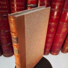 Libros antiguos: LOS RESTOS DE COLÓN EN SANTO DOMINGO Y LOS RESTOS DE CRISTOBAL COLÓN- EMILIANO TEJERA - 1928 -. Lote 262843975
