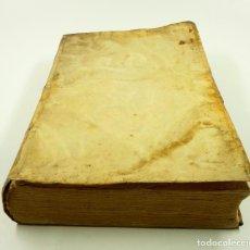 Libros antiguos: TRACTATUS DE REGIA PROTECTIONE, D. FRANCISCI SALGADO DE SOMOSA, 1669, EDITIO QUARTA. 23X35CM. Lote 102591847