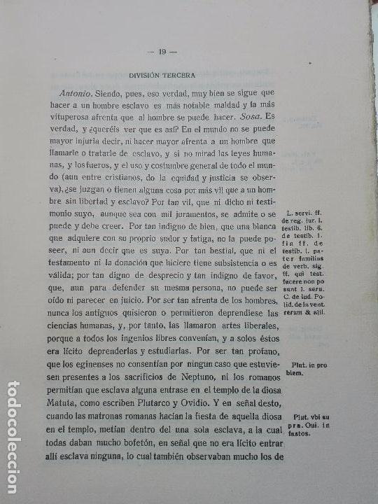 Libros antiguos: TOPOGRAFÍA E HISTORIA GENERAL DE ARGEL - FRAY DIEGO DE HAEDO - 3 TOMOS - MADRID - 1927 - BIBLIÓFILOS - Foto 12 - 102669907