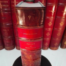 Alte Bücher - HISTORIA DE MARRUECOS - JERÓNIMO BECKER - ESTABLECIMIENTO TIPOGRÁFICO DE JAIME BATÉS - MADRID - 1915 - 102679647