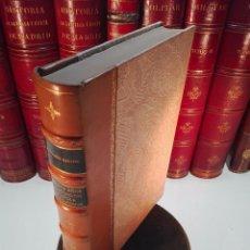 Libros antiguos: PRIMEROS AÑOS DE DOMINACIÓN ESPAÑOLA EN LA LUISIANA - VICENTE RODRIGUEZ CASADO - MADRID - 1942 -. Lote 103213499