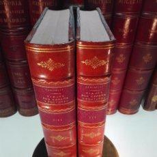 Libros antiguos: VIAJES POR ESPAÑA Y PORTUGAL DESDE LA EDAD MEDIA HASTA EL SIGLO XX - ARTURO FARINELLI -2 TOMOS- 1942. Lote 103214183
